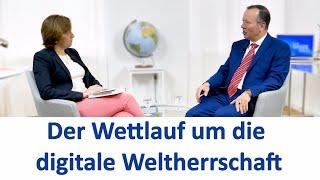 Der Wettlauf um die digitale Weltherrschaft - Dr. Markus Krall im Gespräch mit Beatrix von Storch