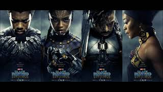 The Black Panther Movie and the Creation of the African American
