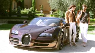 BUGATTI LEGENDS – EXCLUSIVE LIFESTYLE COLLECTION -  OFFICIAL VIDEO