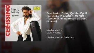 Boccherini: String Quintet op.11 (13) , No.5 in E major - Menuet - (Tempo di minuetto con un...