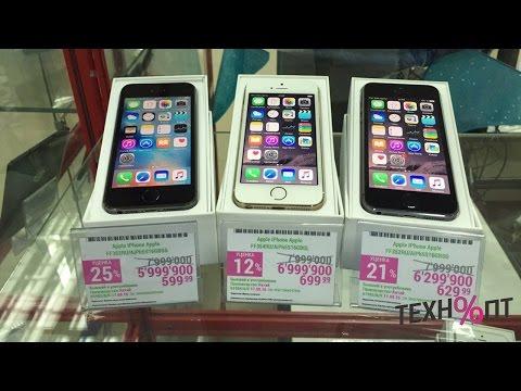 Обзор Iphone 5S   Техноопт    Могилёв   Беларусь