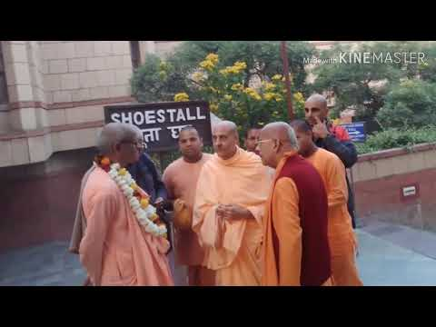 Vaishnavas meeting at