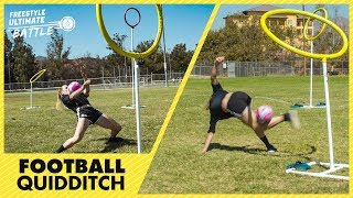 Epic Football Quidditch - Episode 4 - Freestyle Ultimate Battle