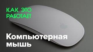 Как работает компьютерная мышь