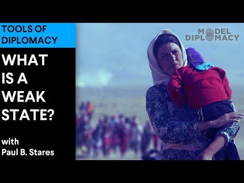 Weak States | Model Diplomacy