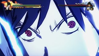 father no sasuke uchiha vs past hokages boss fight   naruto ultimate ninja storm 4