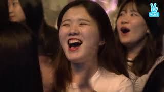 HAPPY ENDING & GHEN - ERIK live vô cực hay tại Hàn Quốc làm cho khán giả rung động