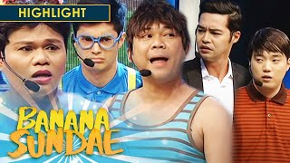 Banana Sundae: Baby Boy is sad (Part 2)