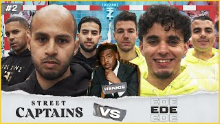 StreetCaptains vs Ede | #2 feat. Henkie T