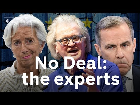 Forget politicians - here's the experts' view of a No-Deal Brexit