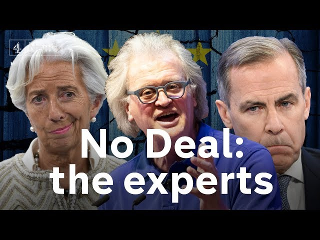 Forget politicians - heres the experts view of a No-Deal Brexit