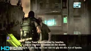 Resident Evil 6 Vietsub PART 2 - Chris & Piers