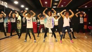 ailee dont touch me dance practice