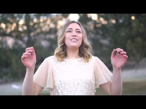 """Homeward Bound"" Sung By Emily Henry - Arranged By Masa Fukuda Of One Voice Children's Choir."