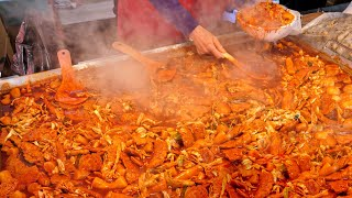 amazing taste and quantity!! korean top 10 cost-effective food - korean street food