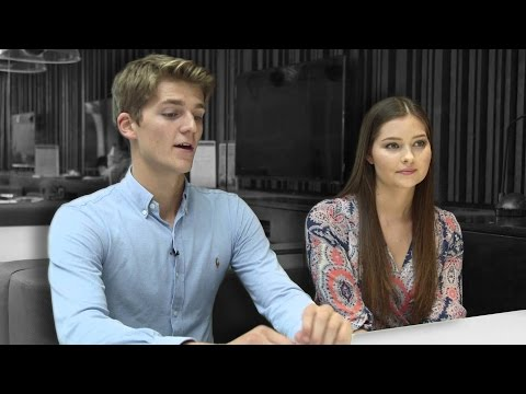 Bond Business School: Alex & Rebecca from Norway (English)