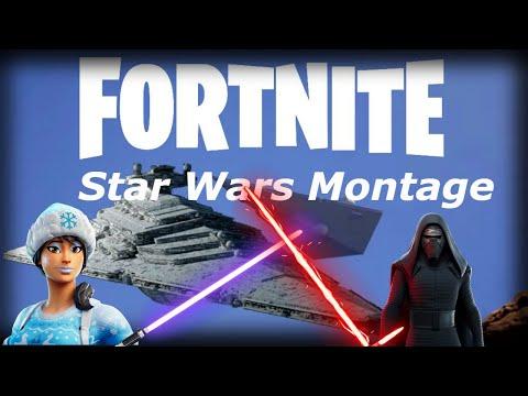 Fortnite Star Wars Montage