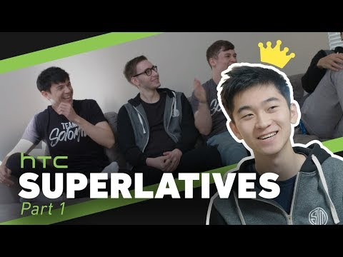 HTC|TSM Superlatives - Part 1