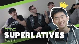 HTC|TSM Superlatives - Part 1