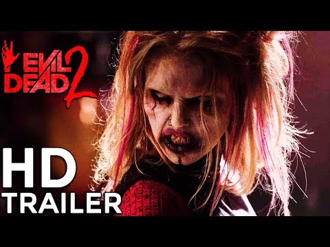 Evil Dead 2 (2019) Teaser Trailer [HD] Bruce Campbell - Sam Raimi Movie Concept
