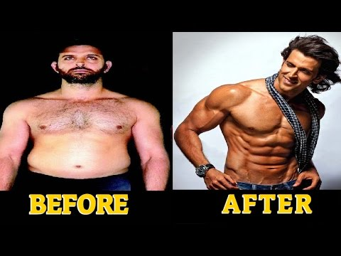 Top 10 Bollywood Actors Before And After Bodybuilding
