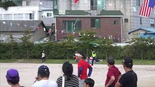 [북호재]아빠계주 질주 역전극 임진초 운동회 계주