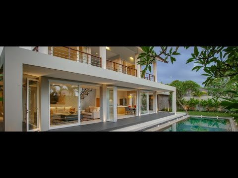 Modern Contemporary With Private Pool Villa Bali FOR SALE
