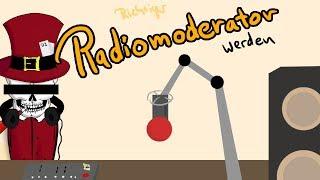 Richtiger Radiomoderator werden [Tutorial] - Tommys lehrreiche Lehrfilme