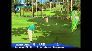 PGA Tour 97 ... (PS1) 60fps
