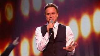 The X Factor 2009 - Olly Murs: Superstition - Live Show 10 (itv.com/xfactor)