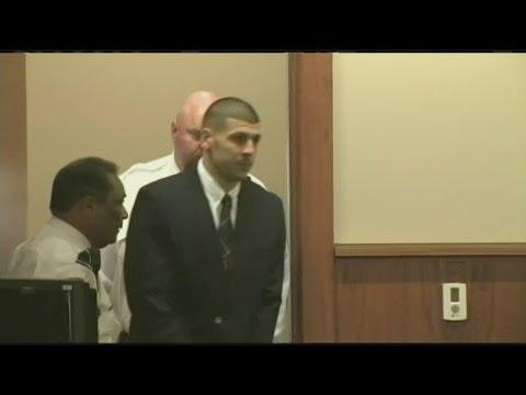Aaron Hernandez indicted in Boston double murder