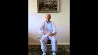 Tai Chi in a Chair Deep Breathing Exercises
