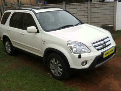 2006 HONDA CRV 2.0 RVSI Auto For Sale On Auto Trader South Africa