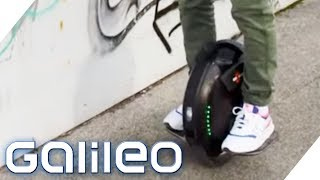 E-Roller & Co. bald mit Straßenzulassung! Lohnt sich ein Kauf? | Galileo | ProSieben