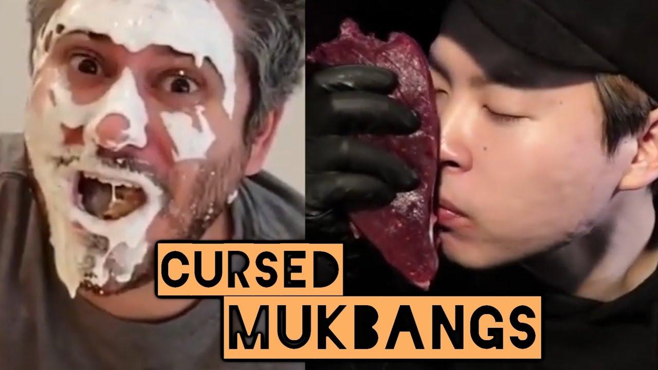 MUKBANG CURSED MOMENTS
