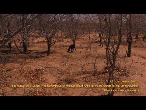 """Expedition """"Go Africa"""" - Ep. 11  (Himba Village, Damaraland, Namibia)"""