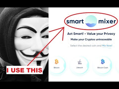 SmartMixer Review - Best Bitcoin Mixing Service