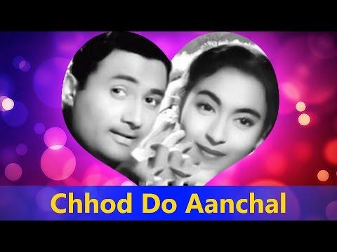 Chhod Do Aanchal Zamana Kya Kahega - Kishore Kumar, Asha Bhosle | Paying Guest - Valentine's Day