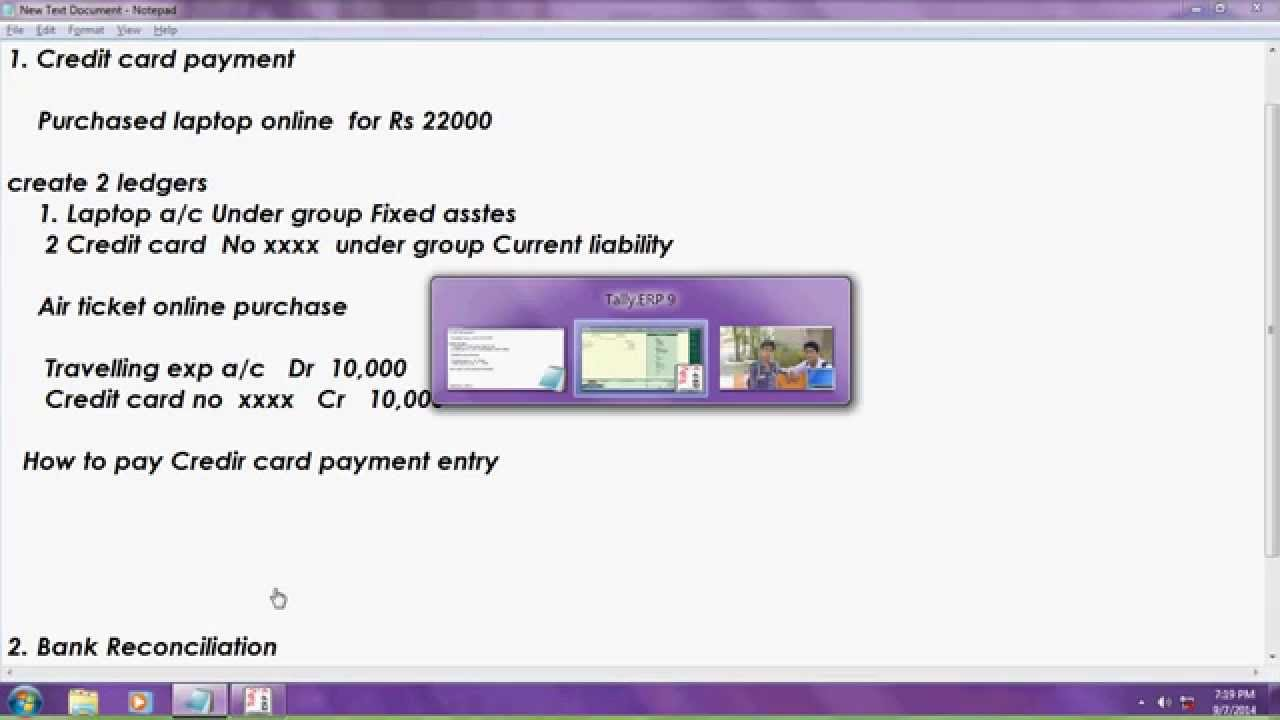 How Paying a Credit Card & Statements Work   Credit Card Insider