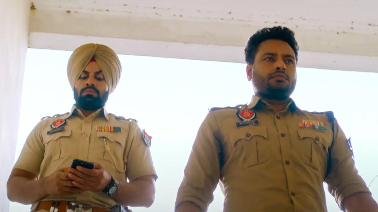 Chal Raid Maar Ke Aaiye   Dev Kharoud   aAction Scene   Punjabi Comedy Movie 2021   Action Movie