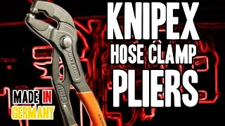 Knipex Cobra Hose Clamp Pliers - 85 51 250 A(Get the Knipex Hose Clamp Pliers at Amazon here --- http://www.amazon.com/Knipex-KNI8551250A-Universal-Clamp-Pliers/dp/B00FBPU8VK?, 2015-01-24T05:39:02.000Z)