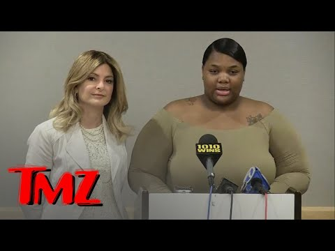Usher, New STD Lawsuit, Live News Conference with Lawyer and Accuser | TMZ