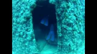 Scuba Diving the USS Duane in Florida Keys - 322 foot wreck!