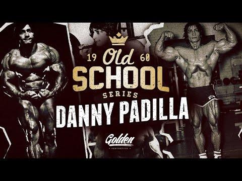 "Golden Aesthetics Old School Series: Danny Padilla ""The Giant Killer"""