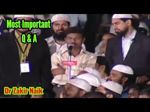 zakir naik question and answer pdf
