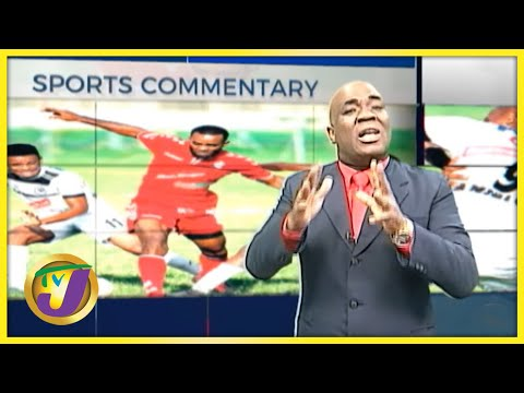 Return of Football in Jamaica   TVJ Sports Commentary - Oct 1 2021