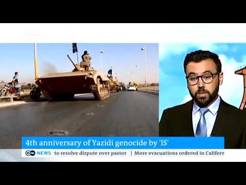 Saeed Qasim Sulaiman Talked To W.D Tv, About The Fourth Anniversary Of The Yazidi Genocide.