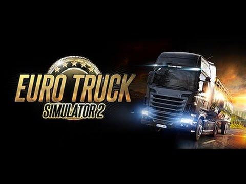 Euro Truck SIMULATOR 2 Gold Edition- Díl 1. [minecraftcikcz]