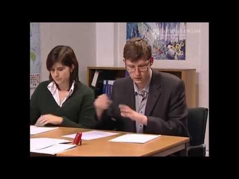 Cambridge English  Business BEC Higher Speaking