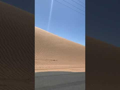 Dubai desert #shorts